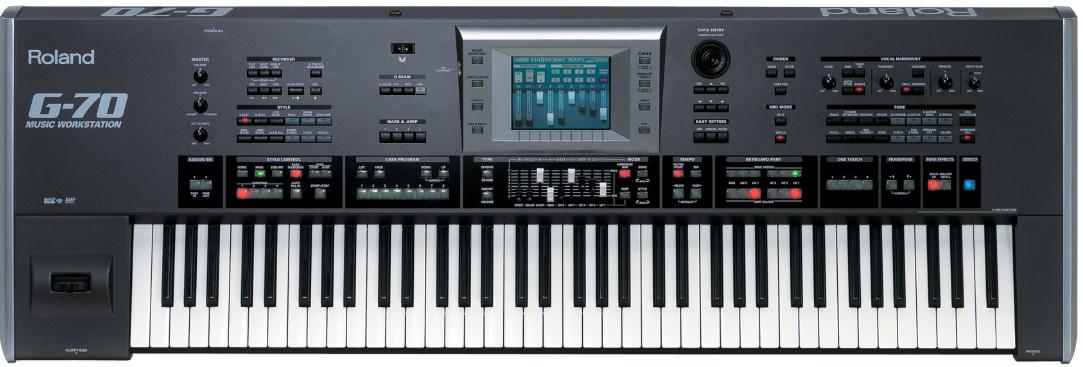 Đàn organ Roland G-70
