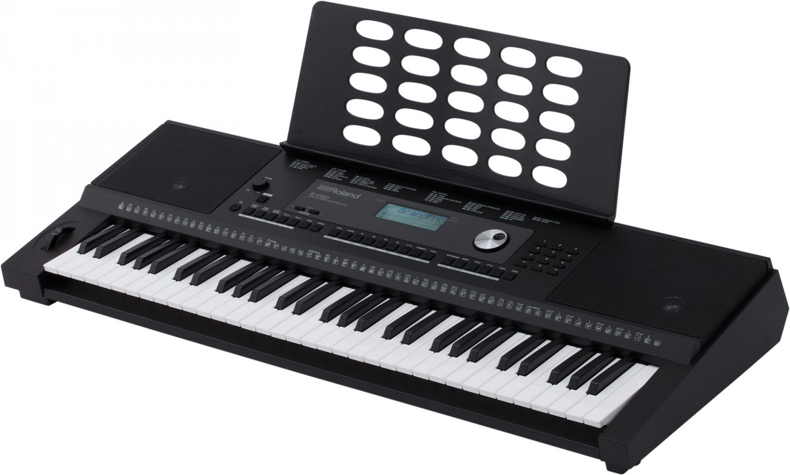 Một cây keyboard 2018 của Roland
