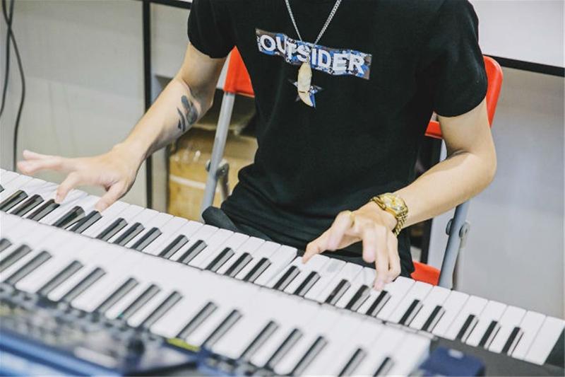 đàn organ dành cho ca sĩ