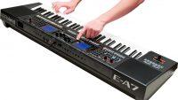 Đàn organ Roland EA7 pianovietthanh