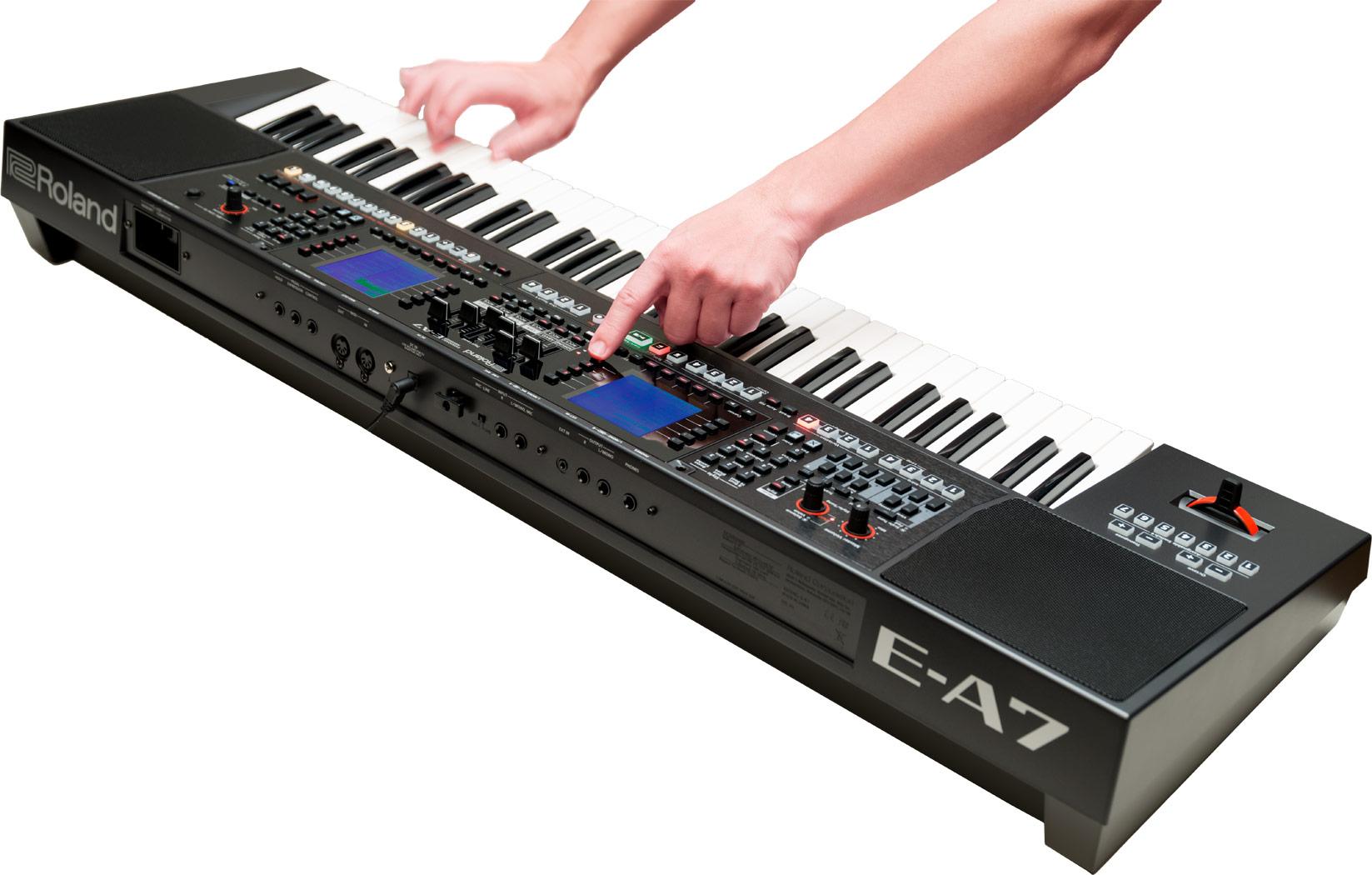 keyboard roland ea7