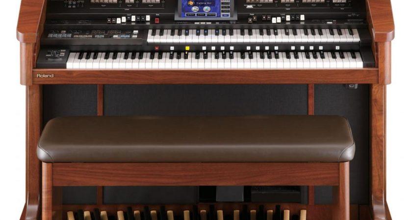 Đàn organ 2 tầng Roland AT-900 dành cho nhà thờ