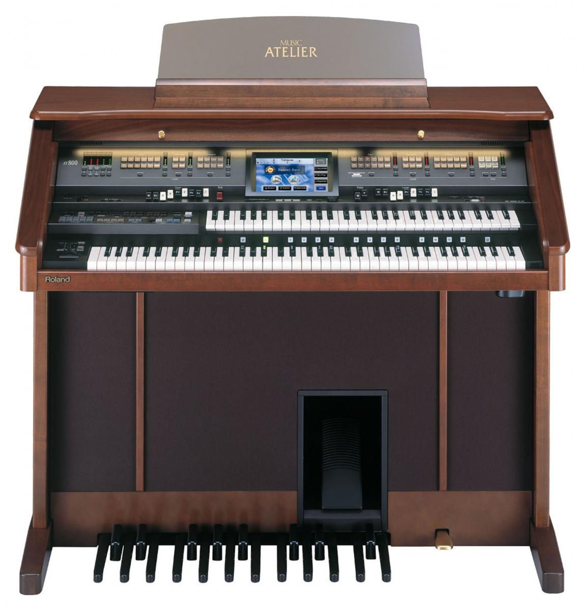 Đàn organ 2 tầng Roland AT-800 dành cho nhà thờ
