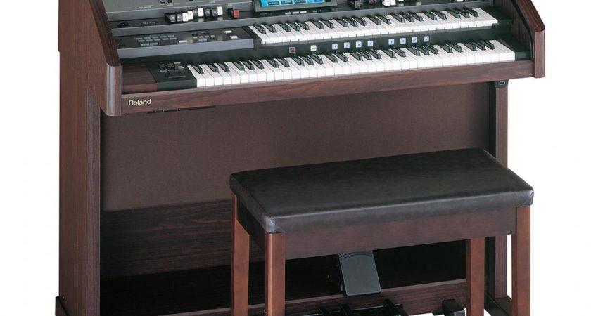 Cửa hàng bán đàn organ 2 tầng Roland AT-500 dành cho nhà thờ