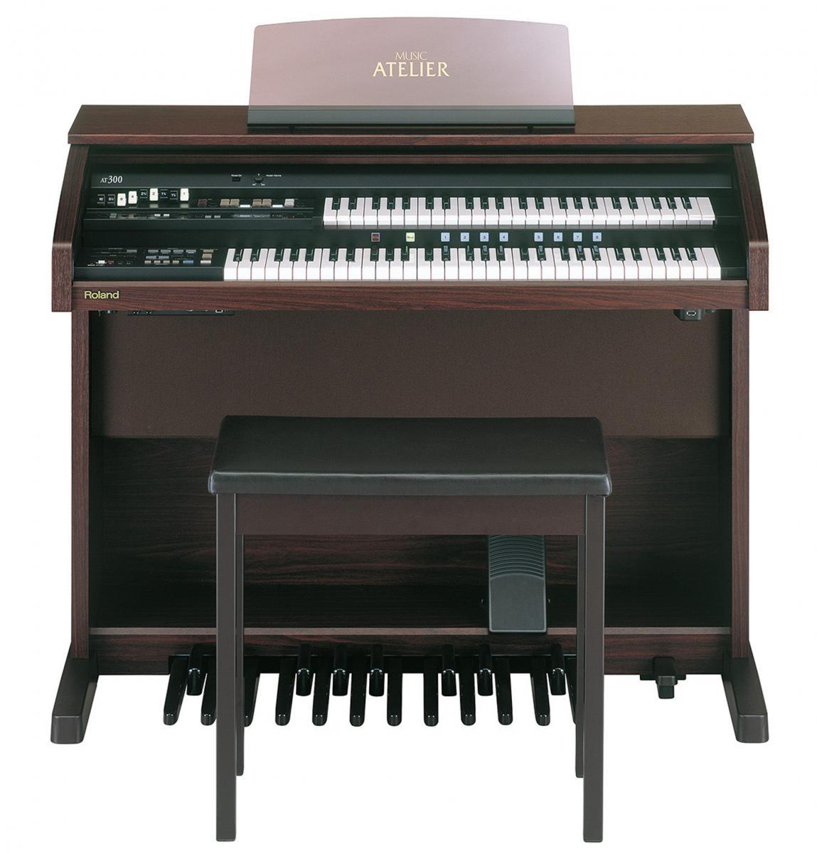 Đàn organ 2 tầng Roland AT-300 dành cho nhà thờ