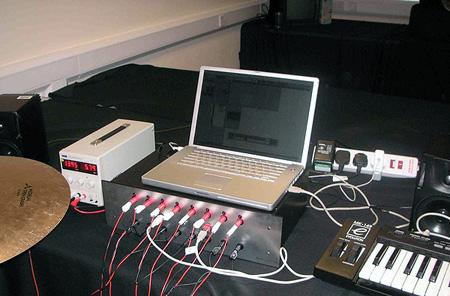 kết nối máy tính với đàn Organ