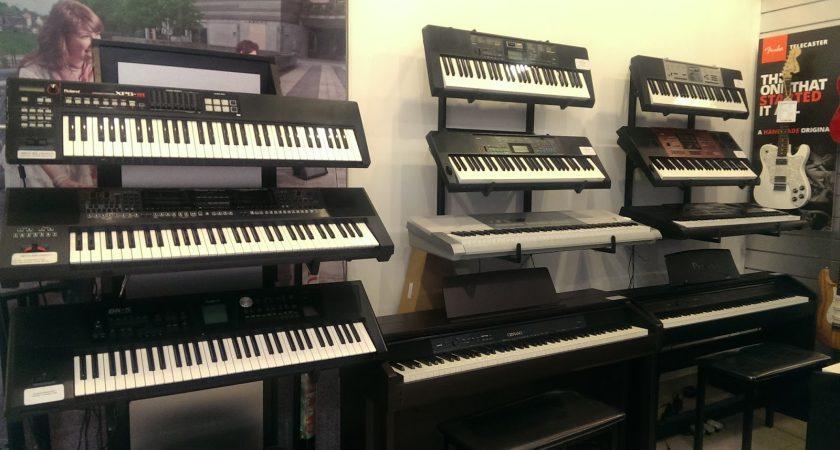 Cửa hàng bán đàn organ Casio Tại Tphcm