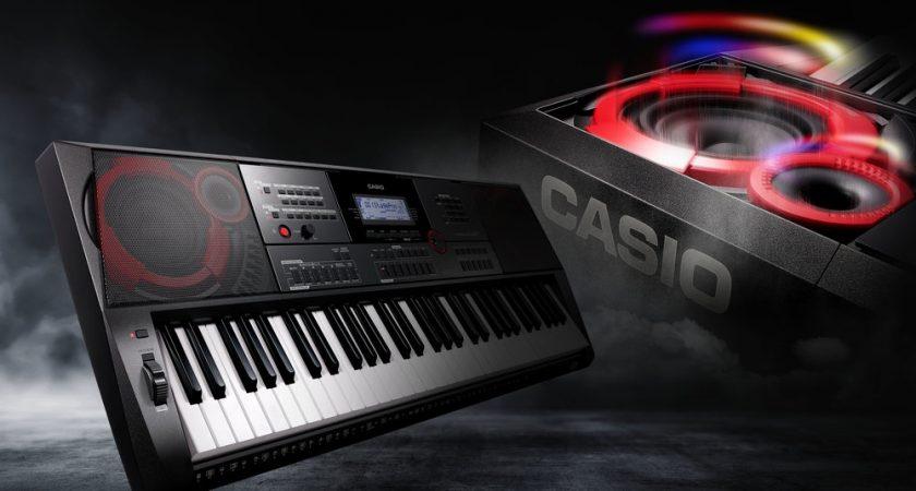 Đàn organ Casio CT-X5000: Nâng phần trình diễn lên tầm cao mới