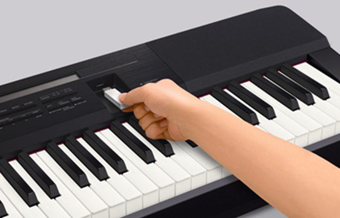 Chiếc USB trên đàn Organ Casio dùng để làm gì?