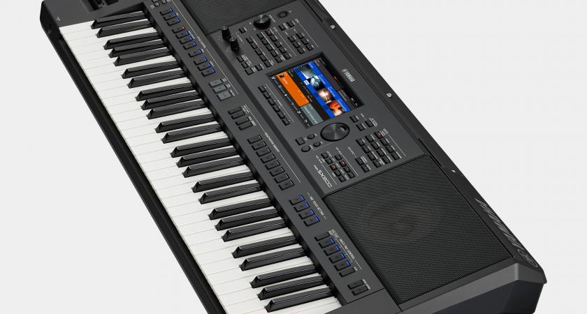 5 tính năng nổi bật của cây đàn organ Yamaha PSR-SX900