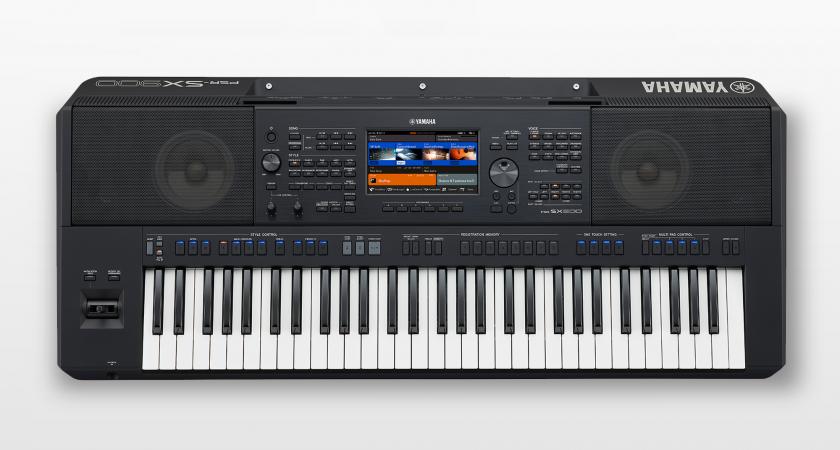 Tính năng mạnh mẽ cho biểu diễn trực tiếp trên đàn organ Yamaha PSR-SX700