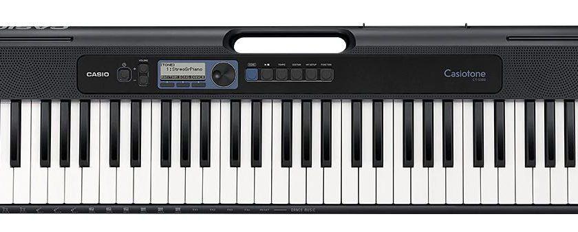 Cửa hàng bán đàn organ Casio CT-S300 mới ra mắt 2019 tại Biên Hòa