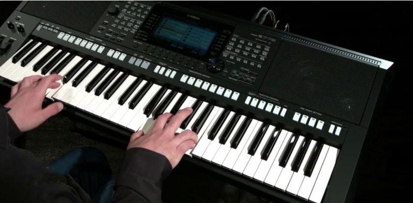 Vì sao nhạc công chơi đám cưới chọn mua đàn organ Yamaha PSR-S775