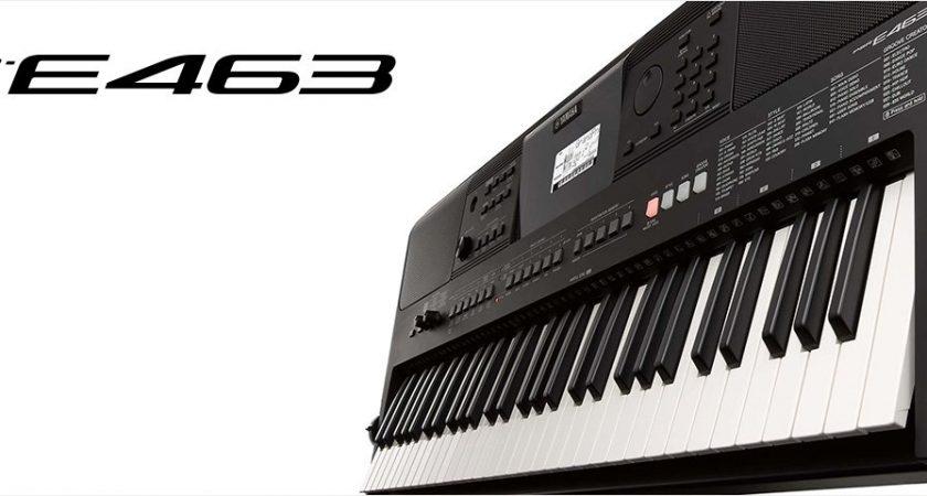 2 đặc điểm nổi bật của đàn organ Yamaha PSR-E463