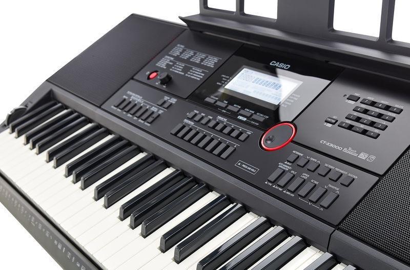 Chức năng Casio CT-X3000