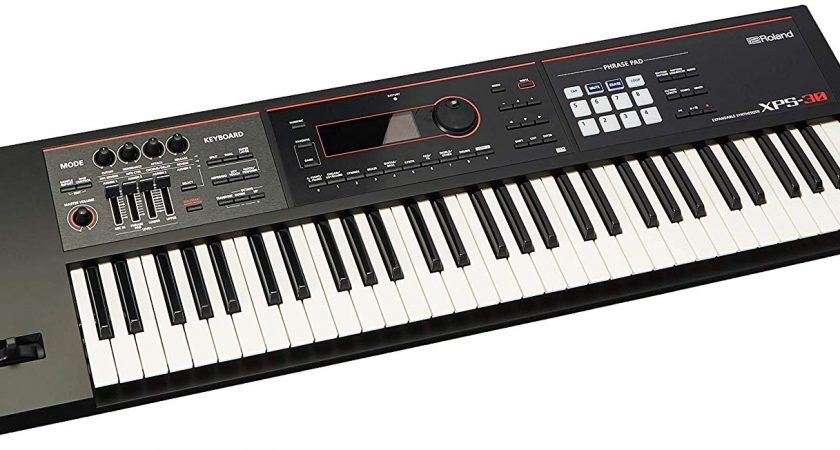 Cửa hàng bán đàn organ Roland XPS-30 mới 100%